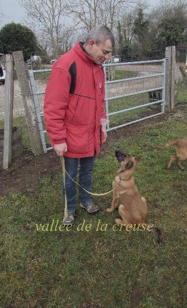 Jiro de la vallée de la Creuse