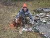 - Hier , deux recherches chez moi , des brebis de mouflon ...