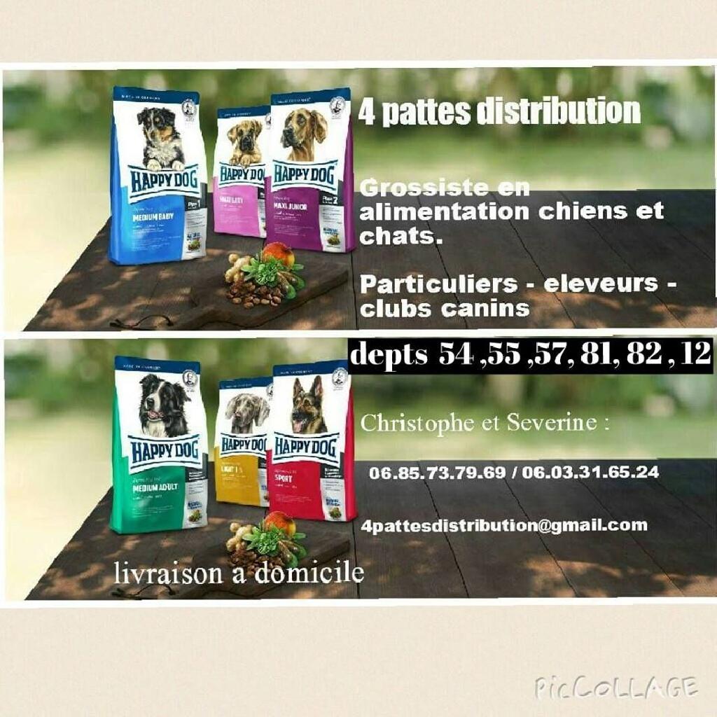 des gardiens du kirchberg - Revendeur Happy Dog ( 54, 55 , 57 ,81 , 82 et 12 )