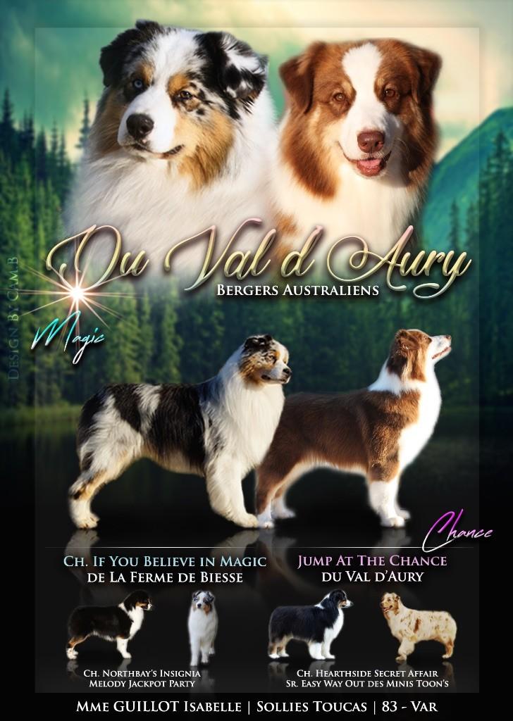 du Val d'Aury - Magic & Chance
