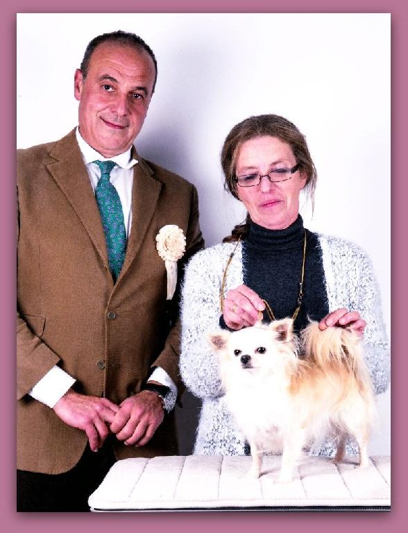Las Manzanas D'amor - Expo Belgian Club Chihuahua 04 décembre 2016