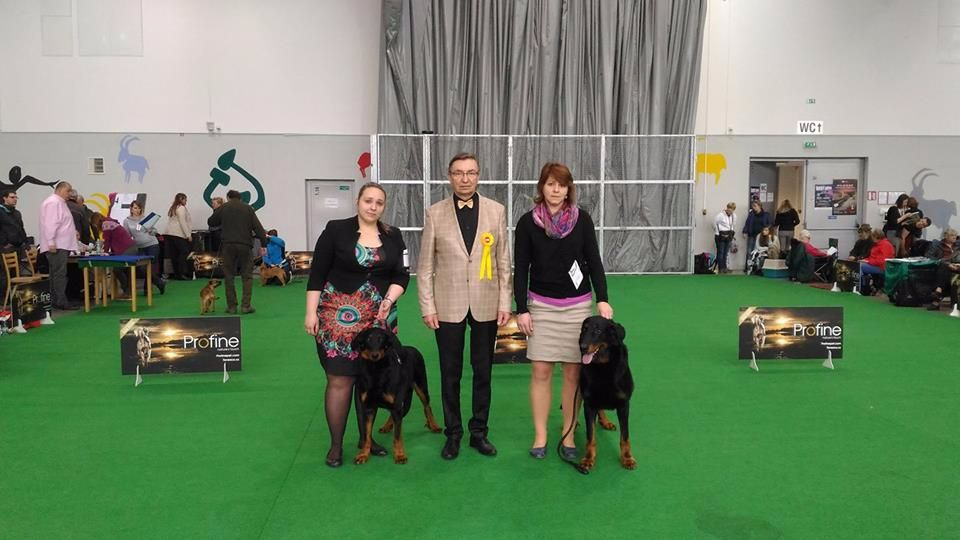 blackgorge - 22.4.2017 Internationale expositions Ceske Budejovice