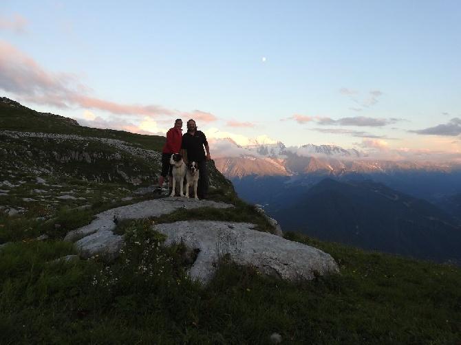 De L'orée Des Montagnes - Barry Lémanique : notre rando estivale est en ligne !