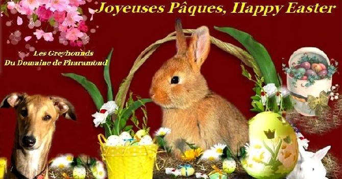Du domaine de pharamond - Joyeuses Pâques