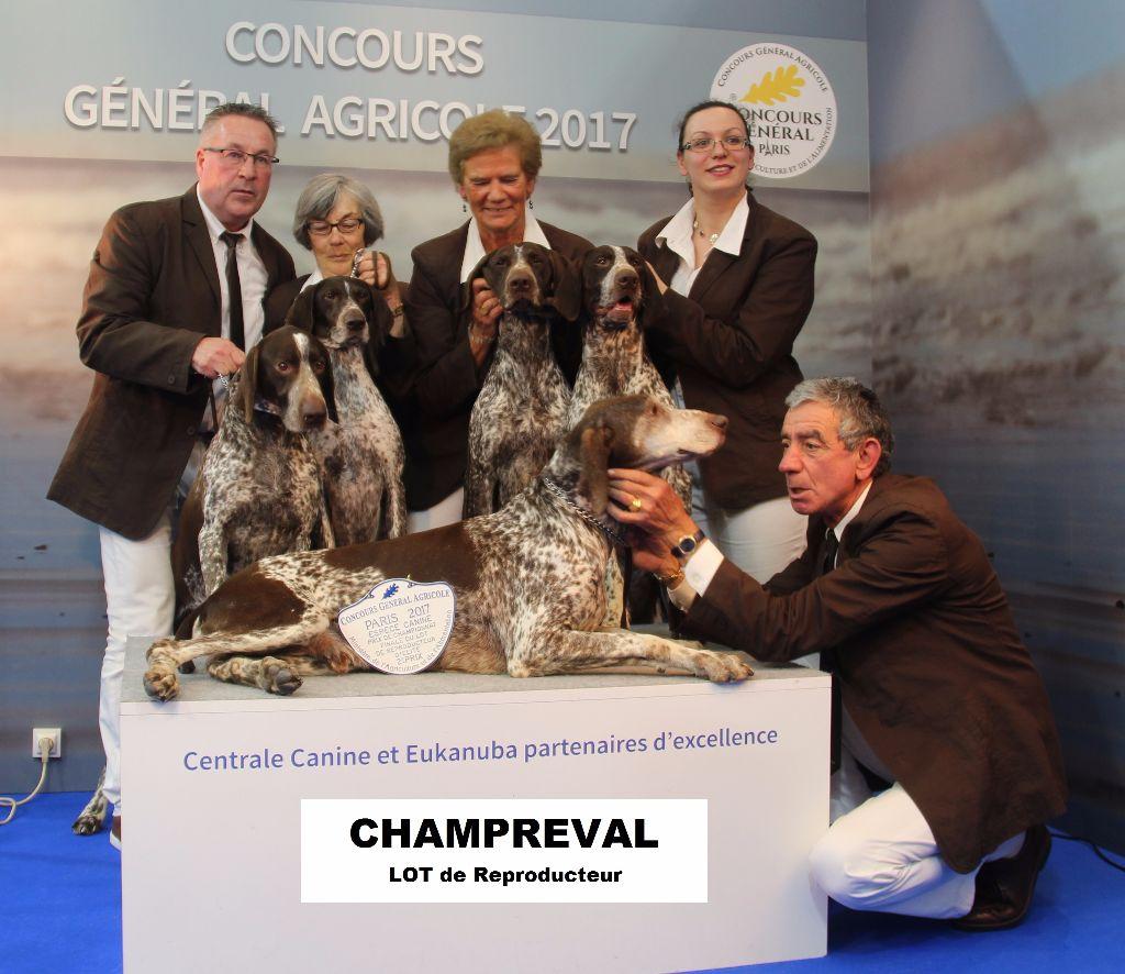 de Champreval - concours general agricole