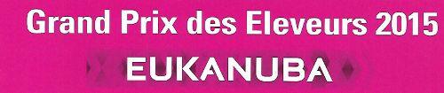 Des coeurs d'alène - Grand Prix des Eleveurs 2015