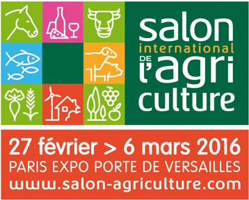De La Perouze Du Revermont - Salon de L'agriculture  2016