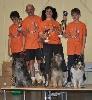 - Trophée par équipe du Grand Est 2012