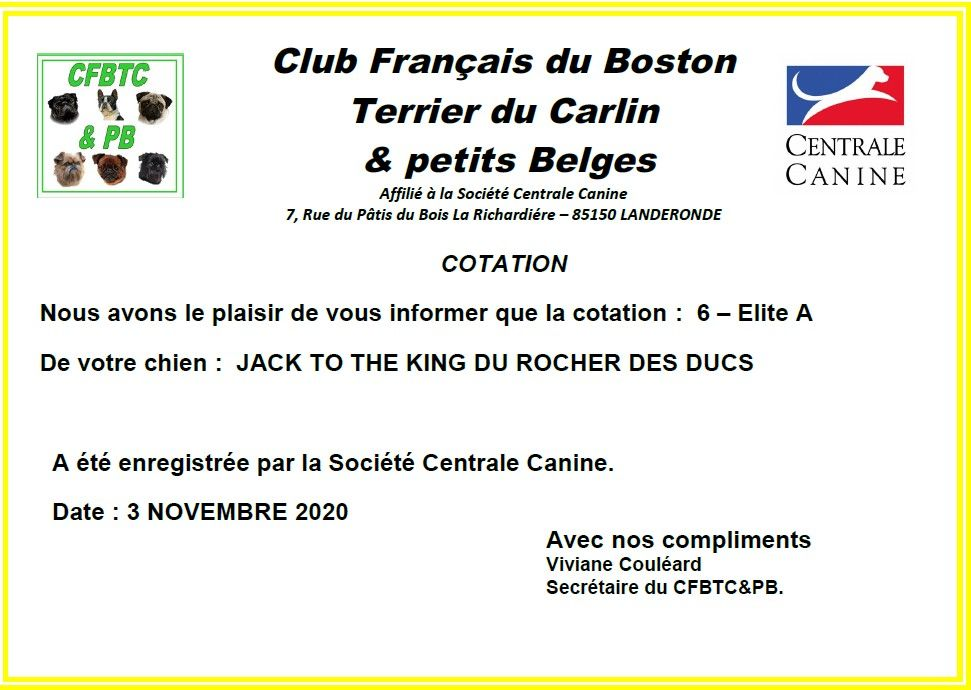 Du Rocher Des Ducs - Cotation 6 - Elite A pour Jack !!
