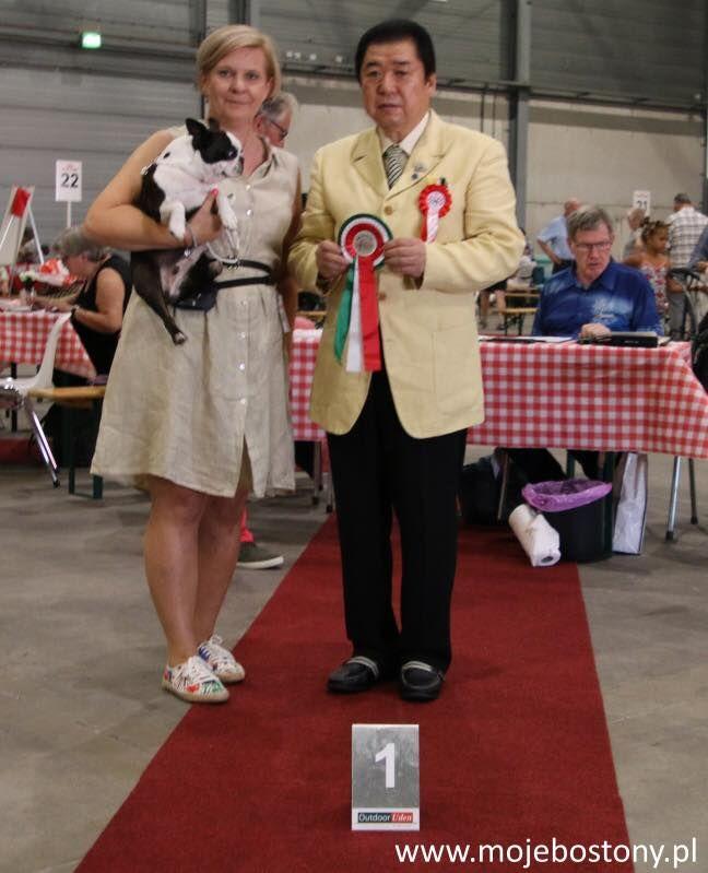 Du Rocher Des Ducs - Championne de Hollande & Brabant Cup Winner !