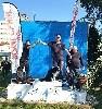 - Encore un podium en Agility 3 pour Maori !