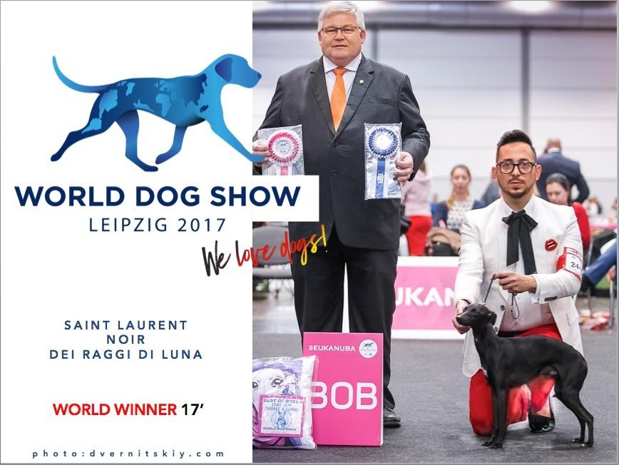 De La Squadra D'Elite - Champion du Monde 2017 à Leipzig- Allemagne