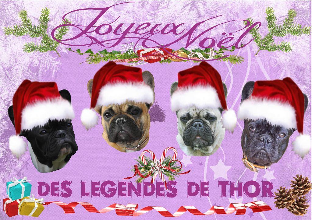 Des Legendes De Thor - Joyeux Noël !
