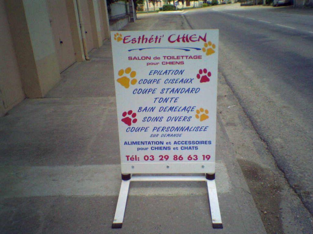 Photo Esthéti'CHIEN