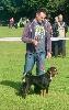 - Exposition régionale d'élevage de l'AFBS de Bretagne avec Appie