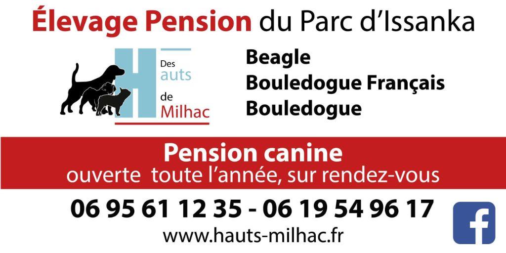 Photo Pension canine du parc d'Issanka