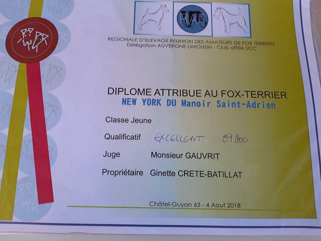 Publication : du Manoir Saint Adrien  Auteur : Ginette CRETE