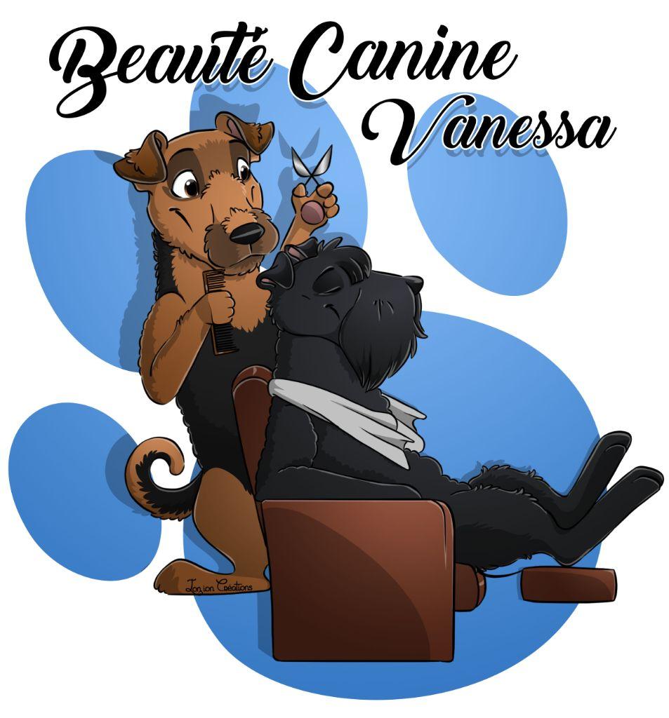 Photo Beauté canine Vanessa