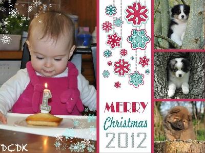 du chemin des korrigans - Joyeux Noël !