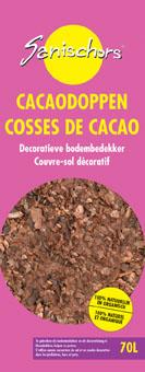 de la perle tibetaine - danger...les cosses de cacao au jardin...