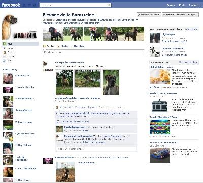 de la Barasseine - La Barasseine sur Facebook