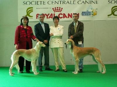 Al-zubeyda - Montluçon 2007