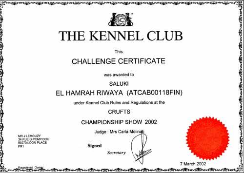 CH. el hamrah Riwaya