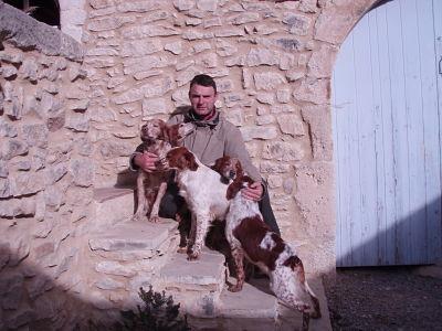 Accueil - Elevage du Domaine de Bres - eleveur de chiens