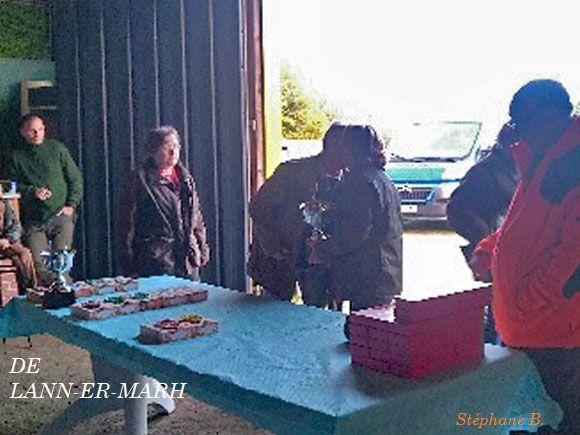 de Lann-er-Marh - 18 et 19/11/2017, Field Trial Gibier Tiré de SARZEAU