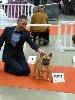 - De Retour du Paris Dog Show.....